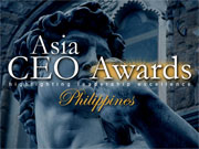 Asia CEO Awards - the largest business awards event in Philippines