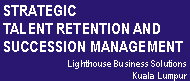 Strategic Talent Retention & Succession Management - Official Event Brochure